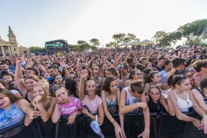 [WATCH] Isle of MTV festival rocks crowds at Floriana