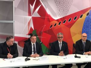 [WATCH] Air Malta to get tenth aircraft, new flights to London Southend and Cagliari
