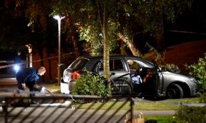 One dead, five wounded in Malmö shooting