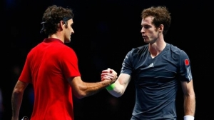 Roger Federer humiliates Andy Murray as Briton crashes out of Tour Finals