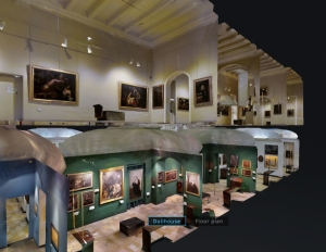 Fine Arts Museum recreated online through 3D imaging technology