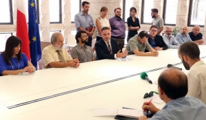 Bonnici toasts final nail in censorship's coffin as sign of 'freer, more open society'