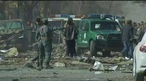 Kabul: 95 killed and 158 injured in suicide bombing