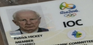 Europe's top Olympic official arrested in Rio ticketing probe