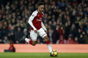 Pierre-Emerick Aubameyang goals paved the way for Arsenal's win
