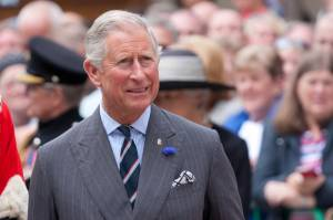 Prince Charles will be walking Meghan Markle down the aisle