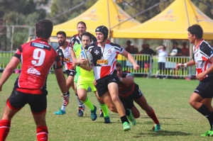 Gibraltar ease past Malta Barbarians