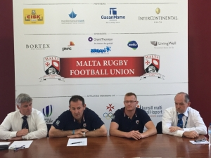 Maltese Rugby National squad to face a tough Swiss team on Saturday