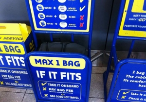Updated | Malta MEPs want investigation over Ryanair decision to end free 10kg baggage allowance