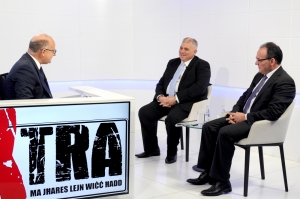 [WATCH] Government employment schemes have broken Gozitan job market - Said