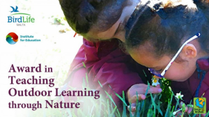 BirdLife announces collaborations on environmental teaching courses