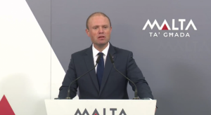Muscat: 'Credibility is the difference between myself and my opponent'