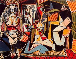 Picasso's Women of Algiers auctioned at almost $180 million, breaking world record