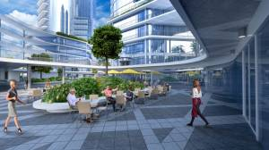 The Quad landmark project launched to the market