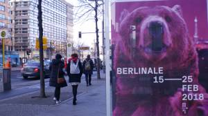 At the Berlin International Film Festival • Dreaming of a kinder world