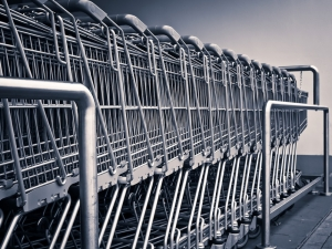 Supermarket cashier and customer charged after paying only 29c for trolleys full of items