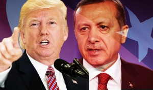 Tensions soar as US imposes tariffs against Turkey as the lira continues to plummet