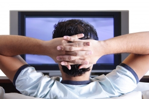 Maltese spend almost 2 hours a day watching TV
