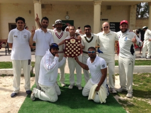 Marsa Magpies win cricket title