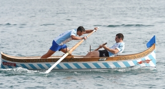 Four Maltese rowers participating in 2017 World Games