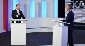 [Live-Blog] Joseph Muscat, Simon Busuttil square off on Xarabank