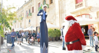 [WATCH] Christmas Village brings holiday cheer to Valletta!
