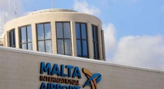 Over 3.6 million passengers pass through Malta International Airport in summer