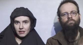 US hostage rescued from Afghanistan admitted to hospital