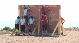 Thomas Smith Group supports Malta's best obstacle course 'The Grid Sprint'