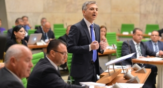 Busuttil takes brothel allegations to parliament: Malta 'in state of shock and disgust'