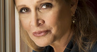 Star Wars actress Carrie Fisher hospitalised after in-flight heart attack