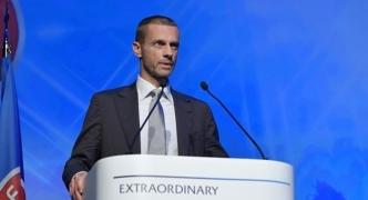 Čeferin elected as UEFA President