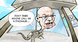 Cartoon: 9 July 2017