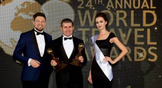 Intercontinental Malta wins 'Malta's Leading Hotel' and 'Malta's Leading Hotel Suite' at World Travel Awards 2017