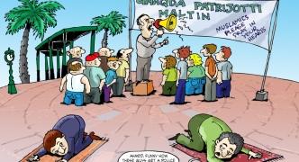 Cartoon: 2 October 2016