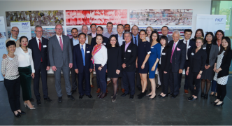 PKF China desk team meets in Germany