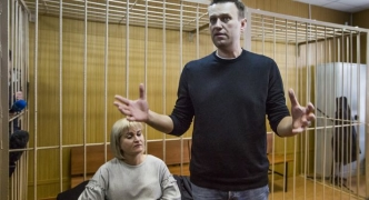 Kremlin critic Alexei Navalny jailed after protest