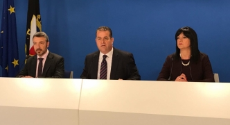 [WATCH] PN donations: Fenech Adami refuses to name programmes 'sponsored by db Group'