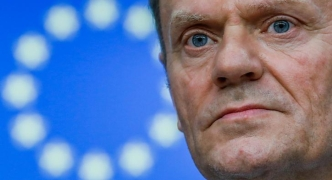 EU to hold special Brexit summit on 29 April, Tusk says