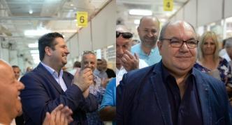 [WATCH] Former ministers Zammit Lewis, Manuel Mallia return to parliament