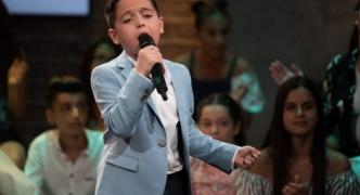 [WATCH] Gianluca Cilia, 9, to represent Malta in Junior Eurovision