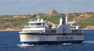 Christmas sees 6% increase in Gozo Channel passengers