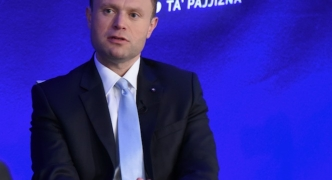 [WATCH] Change does not scare me   Joseph Muscat