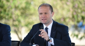 Political 'rivals' in Malta Files: 'I will defend them as well', Muscat says