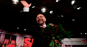 Germany's socialists elect Martin Schulz as leader to challenge Merkel
