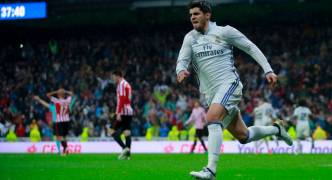 Alvaro Morata joins Chelsea from Real Madrid