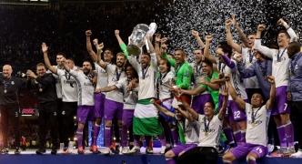 UEFA Champions League | Real Madrid 4 – Juventus 1