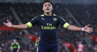 Alexis Sanchez made up his mind about where he will be playing next season