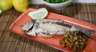 Saddled sea bream al sale