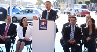 [WATCH] Busuttil accuses Muscat of threatening magistrate: 'He thought Bugeja was his puppet'
